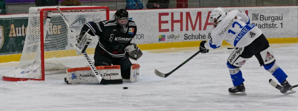 Auswärtsspiel in Burgau
